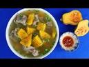 Cách nấu CANH BÍ ĐỎ HẦM XƯƠNG Vừa Ngon Vừa Bổ cho bữa cơm gia đình Món Ăn Ngon