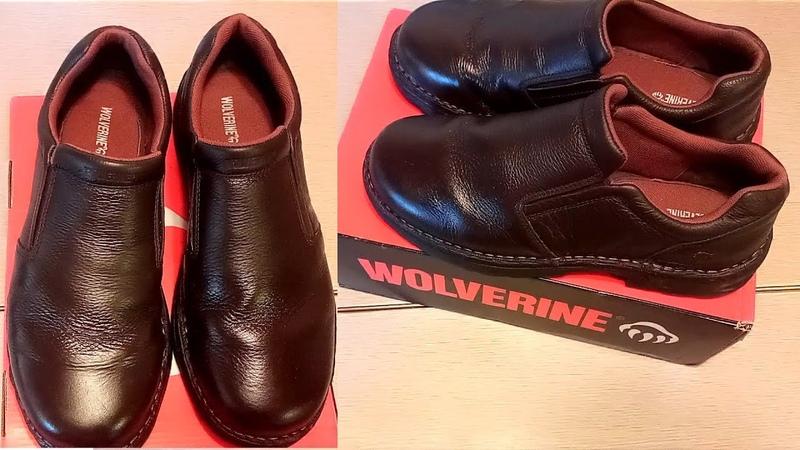 Wolverine Men's Brenner Slip On Work Boot W10190 Brown 11.5 Inches US