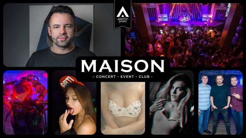 6.10   DJ HAIPA   MAISON CLUB
