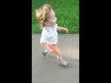 Маленький бегун