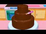 Pastel de cocina juegos de aprendizaje para ni