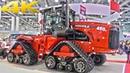 Гусеничный трактор VERSATILE 460 Delta Track от компании РОСТСЕЛЬМАШ на выставке Агросалон-2018