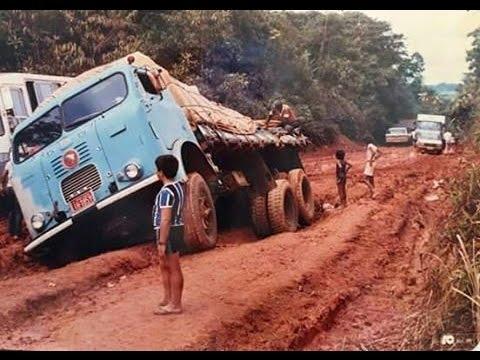 Caminhões Clássicos - CAMBIANDO OS BRUTOS FNM FENEMEBRASIL