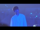 180601-03 • Wanna One - Always focus Seongwu • World Tour ONE THE WORLD in Seoul