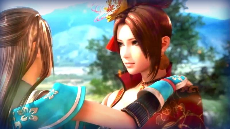 Samurai Warriors 4 GMV | Hold Me Now
