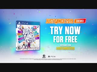 Just Dance 2019 - Play One Kiss For Free Demo PS4