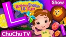 ChuChu TV Learning English Is Fun™ | Alphabet L Song | Phonics Words For Preschool Children