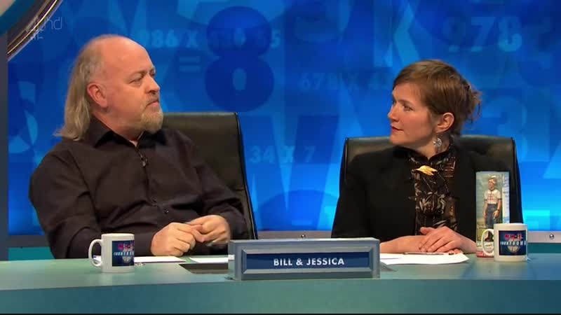 8 out of 10 Cats does Countdown S07E15 (21.08.2015)