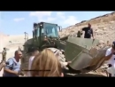 Israelis hand notices to village of alKhan alAhmar ordering they leave their homes by Oct 1 before inevitable demolition