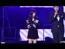181006 (G)I-DLE's Yuqi - MC: Gangnam Festival @ Fancam