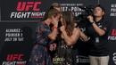 UFC on FOX 30 Media Day Staredowns - MMA Fighting