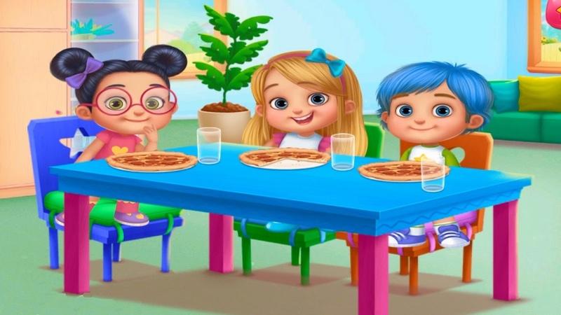 Супер Няня Детские Шалости Помоги Няне справится с малышами Катя Настя и Андрей