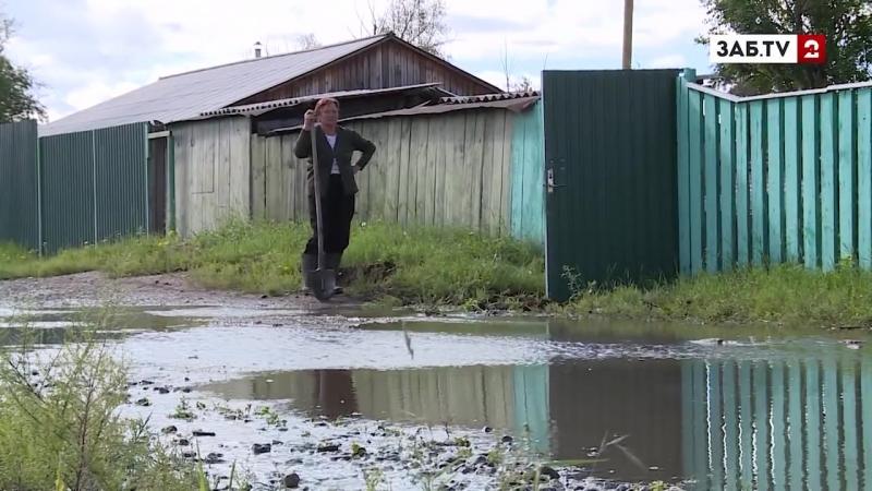 """Читинцы обвиняют в страшных последствиях наводнения Анатолия Михалёва и _""""его свиту_"""""""