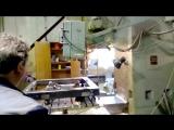Немного процесса фрезерования стола установки, часть 1