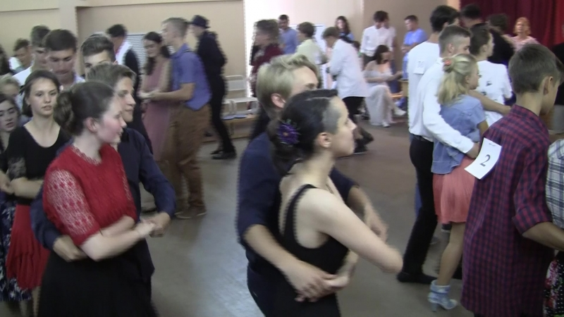 Конкурс бального танца (2018)