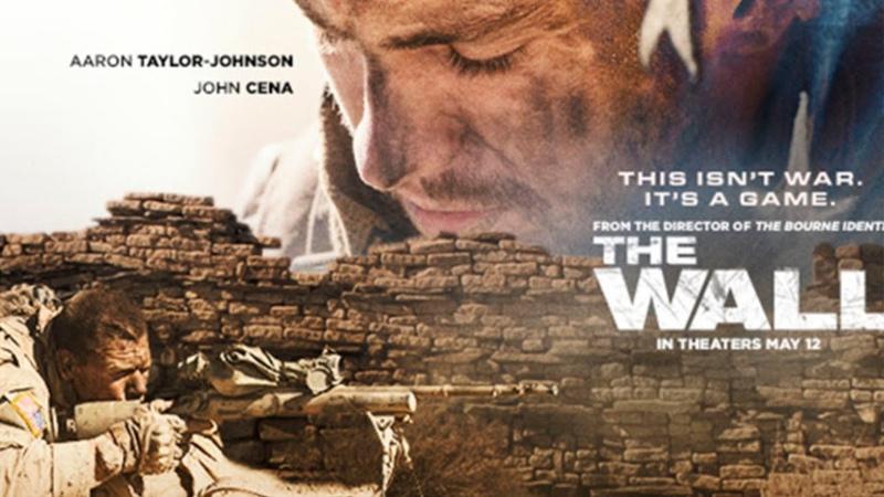 Фильм Стена   The Wall   Боевик в HD / 2017 год