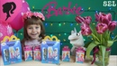 Новинки БАРБИ Куклы Barbie в Sweet Box и Хэппи Мил Макдональдс