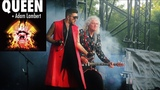 Queen + Adam Lambert (With The Darkness And The Boomtown Rats) Live In Marlay Park