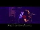 Natsu No Ringo- Kalafina Live 2010 Red Moon (Eng Sub)