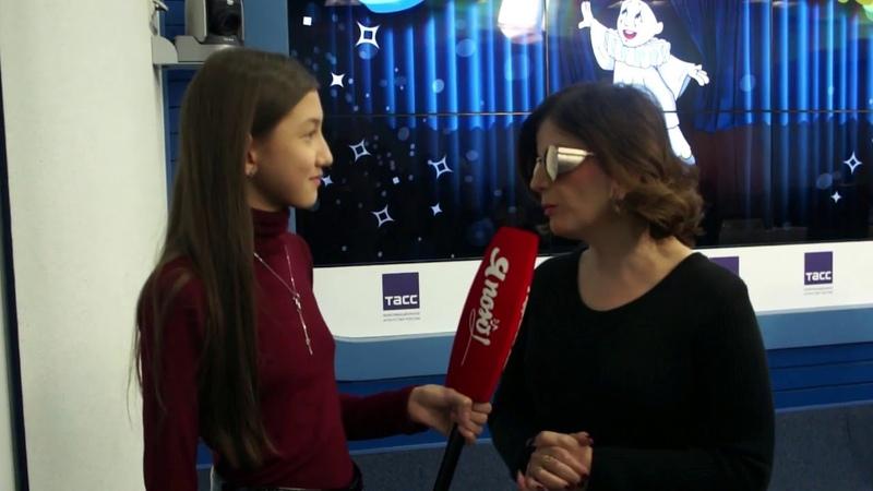 Диана Гурцкая про театр Домисолька
