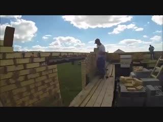 Быстрая кладка стены - Евроремонт