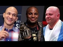 Кормье о травме и бое с Джонсом, дата следующего боя Федора, чемпионы М-1 в UFC