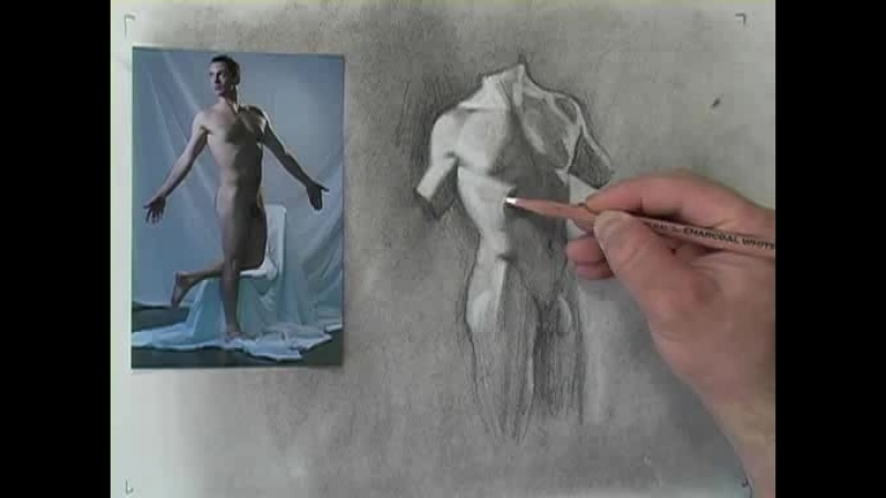 Matthew Archambault - Drawing Tutorials Online - Charcoal_07