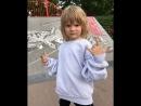 Александр Плющенко младший меняет цветы на печенье