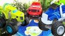 Camiones infantiles y Blaze Capítulos completos Coches para niños