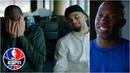 Chauncey Billups sits down with Nuggets stars Nikola Jokic Jamal Murray NBA Countdown