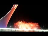 Майкл Джексон. Поющие фонтаны в Сочи.