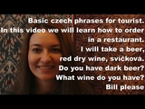 Basic Czech for tourist, part 5, useful, czech, phrases, Prague, language, greetings, in czech,