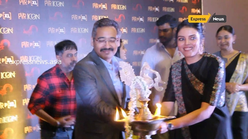 """PVR Cinemas launches its most opulent sub brand PVR ICON"""" in Chennai"""