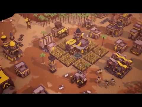 EMPIRES APART - Release Trailer 2018 - Real Time Strategy War Game 2018