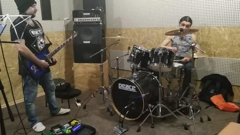 Хард-Рок Банда ГардА 19.01.19 Sacra-Studio