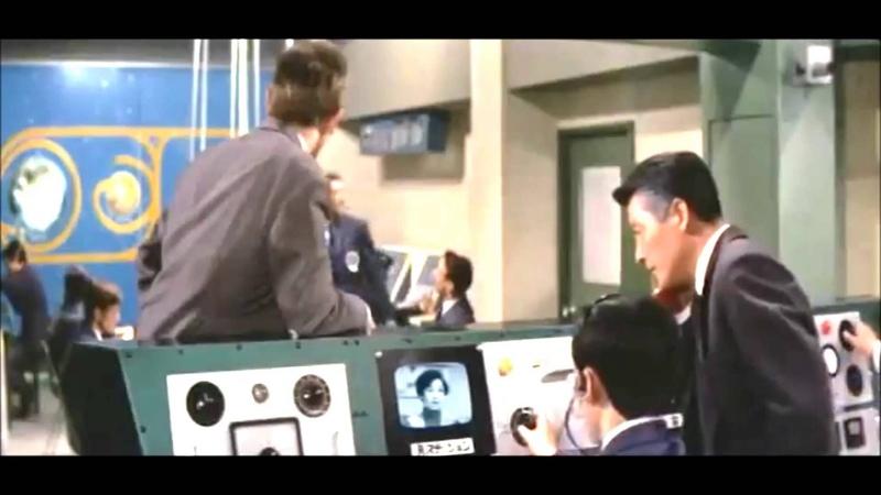 ГИГАНТСКИЙ МОСТР ГИРАРА Кадзуи Нихонмацу 1967 - trailer