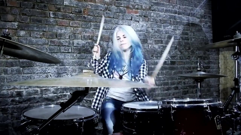 Seether - Remedy (drum cover by Maya Animart)