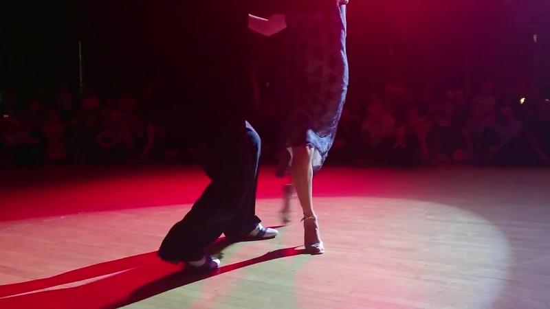 Horacio Godoy Cecilia Berra 2-4 (5th UK Tango Festival and Championship 2018)
