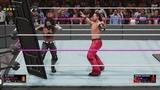 WWE 2K19 Gameplay AJ Styles vs Shinsuke Nakamura WWE 2K19 TLC Match