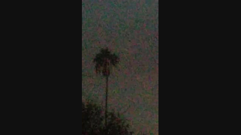 Recorded this in the Phx sky Possible UFO sighting 10 29 18 6 00am *owned by Tanya Ayala*