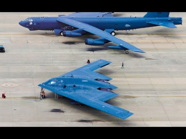 Приговор «Духу» Америки «Супербомбардировщик» B-2 признан бесперспективным для модернизации...