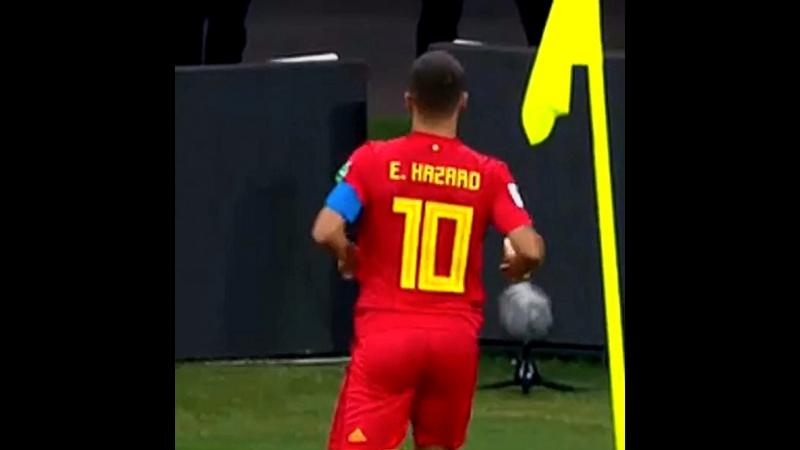 Eden Hazard's ass (World Cup) 2