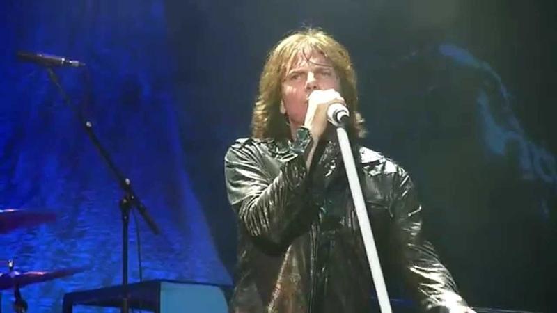 Europe - Rock The Night - Hammersmith Apollo, London - April 2014