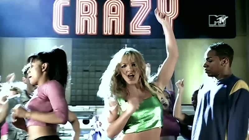 BRITNEY SPEARS - You Drive Me Crazy (The Stop Remix!) (MTV NEO)