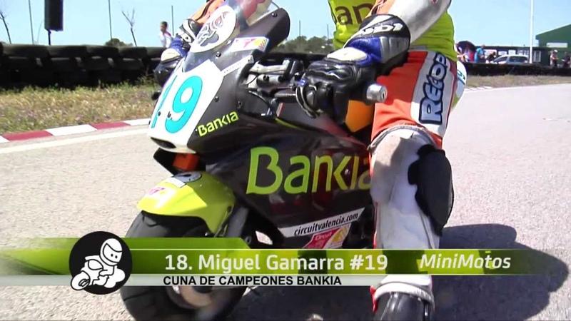 1ª CARRERA MiniMotos 2ª Tanda. Renn Arena. Cuna de Campeones Bankia.mp4