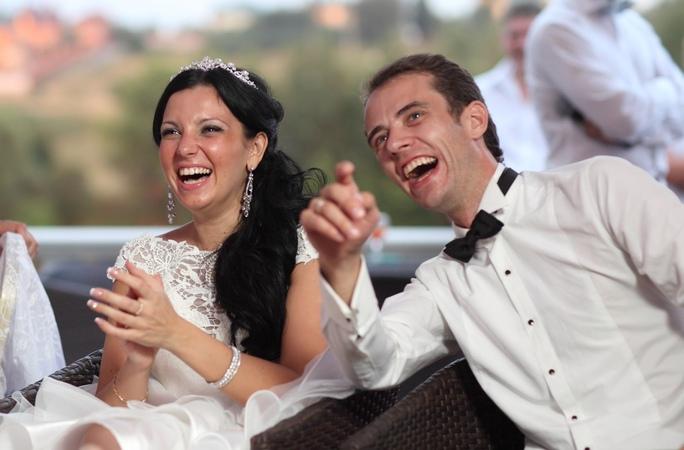 Интервью сюрприз на свадьбе. Ведущий Максим Крицкий. Анти Тамада ;)