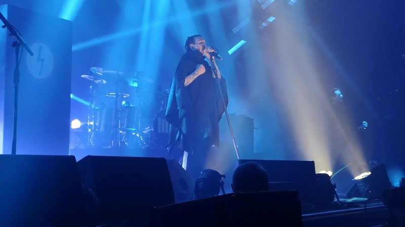 Marilyn Manson Cry Little Sister Dijon 2018 Zenith
