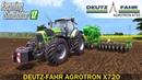 Farming Simulator 17 DEUTZ-FAHR AGROTRON X720 TRACTOR