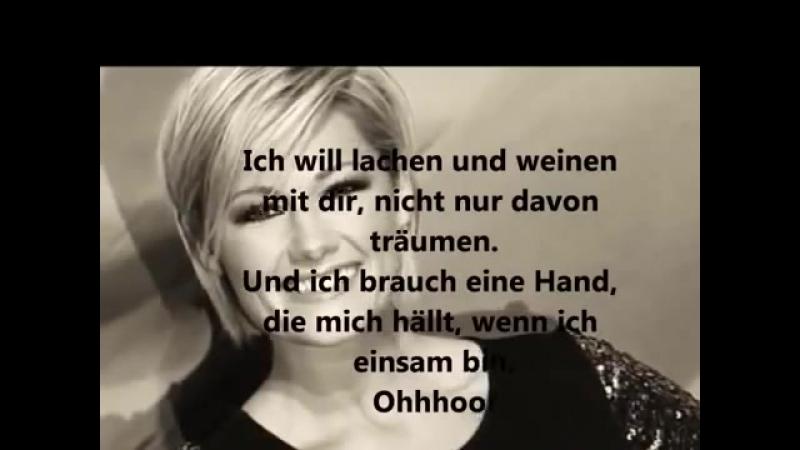 Helene Fischer Ich will immer wieder dieses Fieber spür- n lyrics