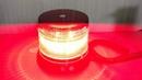 Проблесковый маячок LED 23 красный gv